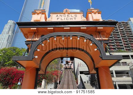 Los Angeles Angels Flight