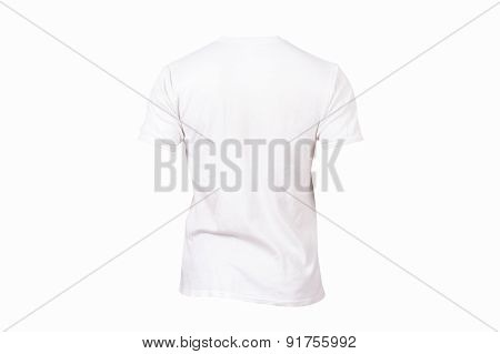 White Tshirt Template