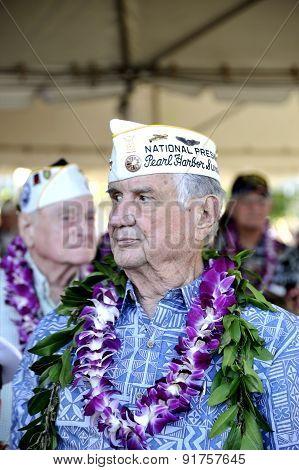USS Arizona survivors