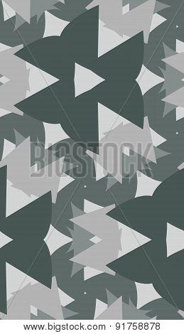 Neutral Triangular Shapes
