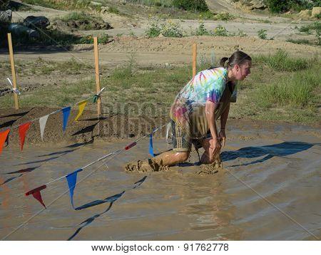 Colorado Mud Run Women Participant