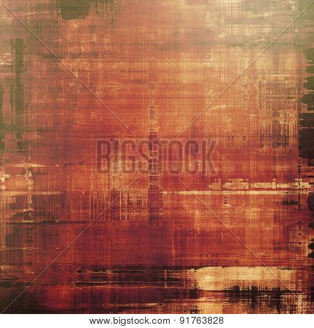 Old, grunge background texture. With different color patterns: brown; gray; black; purple (violet)