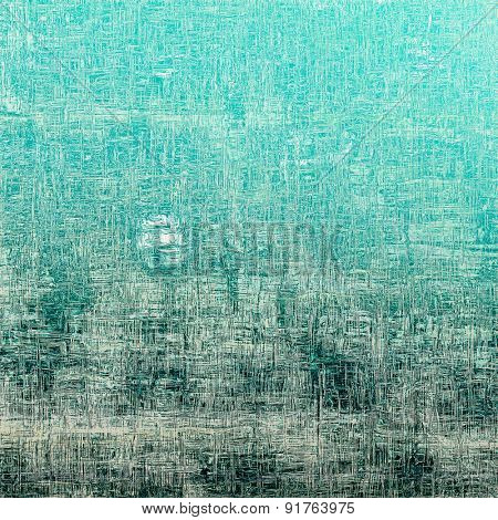 Vintage texture for background. With different color patterns: gray; blue; cyan