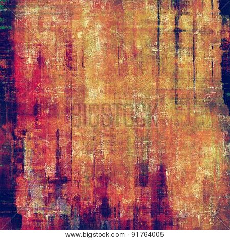 Grunge texture, may be used as background. With different color patterns: yellow (beige); brown; purple (violet); pink