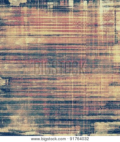 Old texture - perfect background with space for your text or image. With different color patterns: yellow (beige); brown; blue; pink