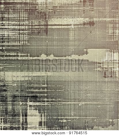 Ancient grunge background texture. With different color patterns: brown; gray; black
