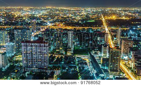 Bangkok Night Shot