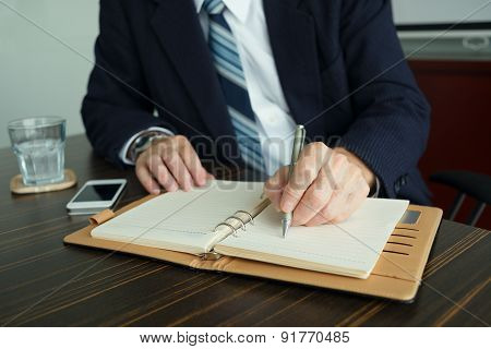 Writing Down Business Ideas