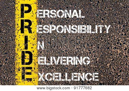 Business Acronym Pride