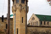 foto of infirmary  - The old Joliet Prison hospital - JPG