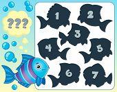 foto of riddles  - Fish riddle theme image 1  - JPG