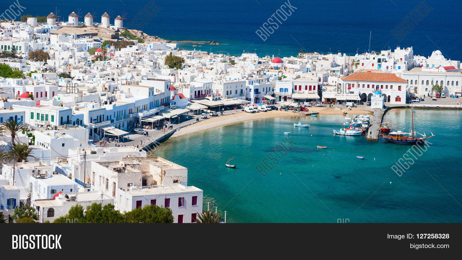 Gothic Home Decorations Greek Island White Houses Home Design