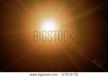 Summer Sun Background high quality Computer Graphic