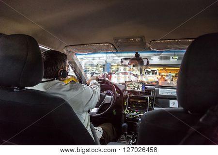 Taxi Driver In Dubai