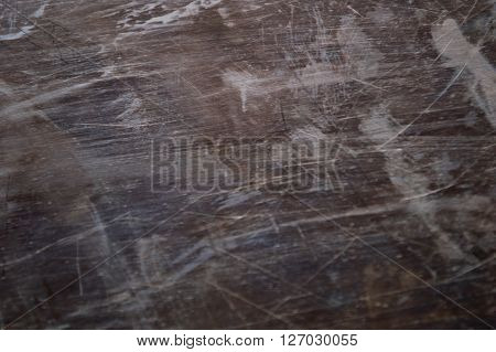 Tarnished Sterling Silver Background