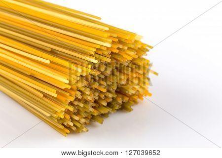 Bunch Of Various Raw Italian Pasta