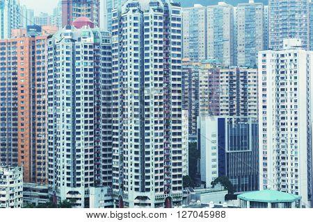 apartments in hongkong china.