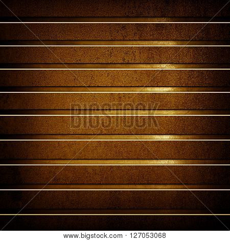 golden metal bar background