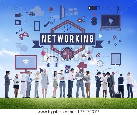 Networking Connection Domain System Computer Concept