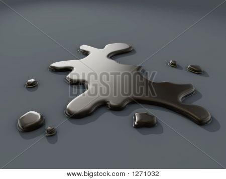 Gota de óleo