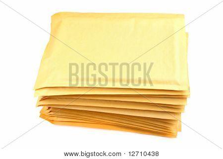 Bubble Packing Envelopes
