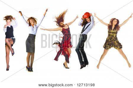 Group Jump Frenzy!!!