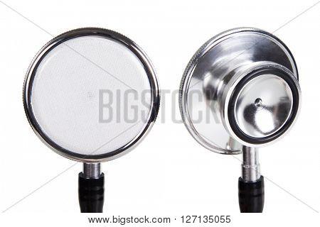 Stethoscope isolated on white background