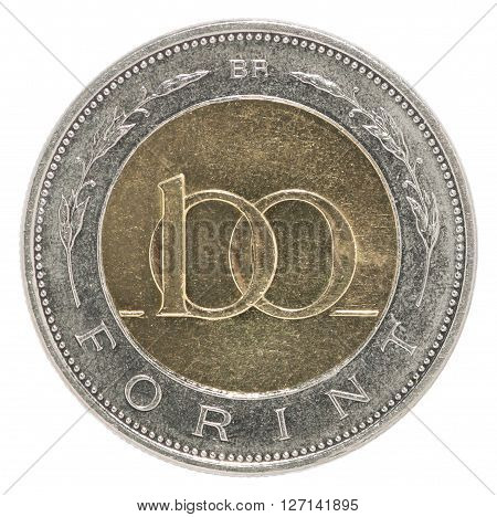 Hundred Hungarian Forint