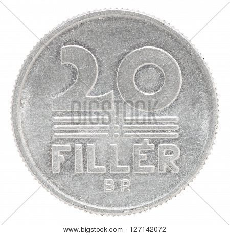 Hungarian Filler Coin
