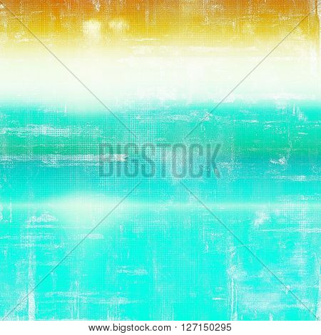 Highly detailed grunge background or scratched vintage texture. With different color patterns: yellow (beige); green; blue; cyan; white