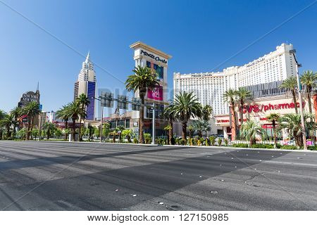Las Vegas, Nevada - September 9, 2015