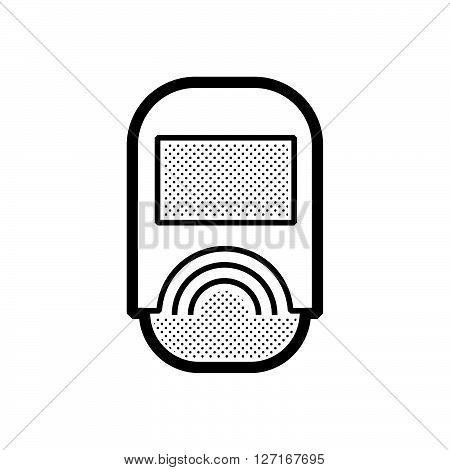 Medical Device Icon Diabetes icon vector design EPS10.
