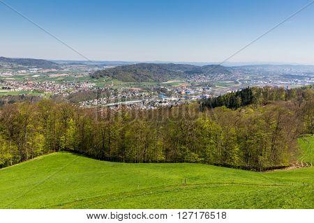 Valley Of Limmat Overlook
