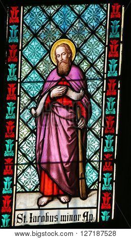 Saint James The Less - Stained Glass
