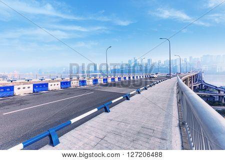 chongqing caiyuanba bridge,china.