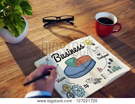 Business Banking Economy Financial Profit Concept