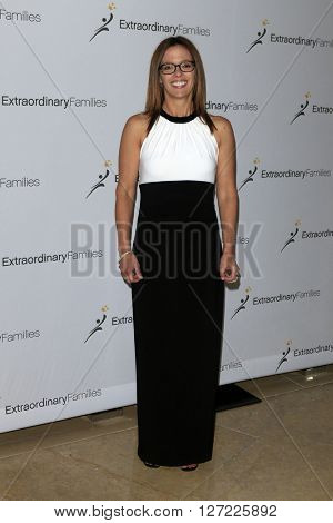 LAS VEGAS - APR 20:  Sarah Boone at the Extraordinary Families Gala at the Beverly Hilton Hotel on April 20, 2016 in Beverly Hills, CA