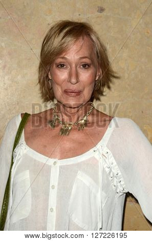 LOS ANGELES - APR 24:  Sandahl Bergman at the Professional Dancers Society's Annual Gypsy Awards Luncheon at the Beverly Hilton Hotel on April 24, 2016 in Beverly Hills, CA