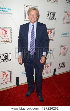 LOS ANGELES - APR 24:  Nigel Lythgoe at the Professional Dancers Society's Annual Gypsy Awards Luncheon at the Beverly Hilton Hotel on April 24, 2016 in Beverly Hills, CA