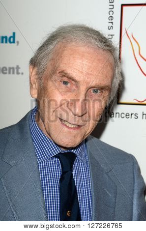 LOS ANGELES - APR 24:  Peter Mark Richman at the Professional Dancers Society's Annual Gypsy Awards Luncheon at the Beverly Hilton Hotel on April 24, 2016 in Beverly Hills, CA