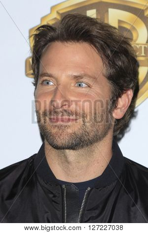 LAS VEGAS - APR 12:  Bradley Cooper at the Warner Bros. Pictures Presentation at CinemaCon at the Caesars Palace on April 12, 2016 in Las Vegas, CA