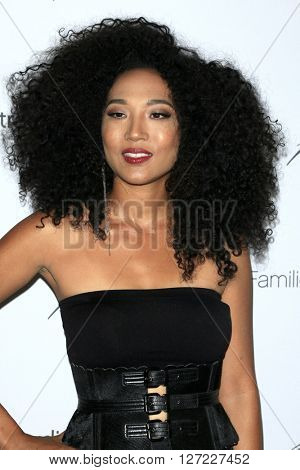 LAS VEGAS - APR 20:  Judith Hill at the Extraordinary Families Gala at the Beverly Hilton Hotel on April 20, 2016 in Beverly Hills, CA
