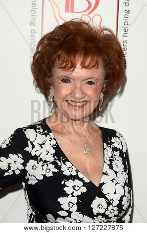 LOS ANGELES - APR 24:  Elaine DuPont at the Professional Dancers Society's Annual Gypsy Awards Luncheon at the Beverly Hilton Hotel on April 24, 2016 in Beverly Hills, CA