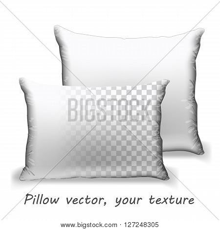 design pillow, white pillow, background texture fabric