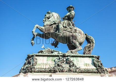Monument Of Prince Eugene Of Savoy, Vienna