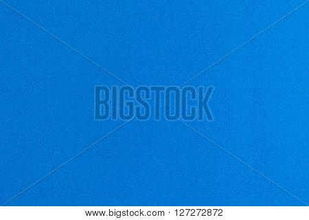 Eva foam ethylene vinyl acetate blue surface sponge plush background