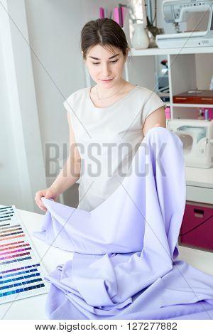 Tailor Sews Lilak Dress