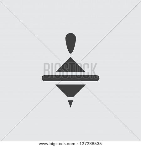 Whirligig icon illustration isolated vector sign symbol