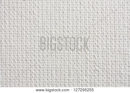 white canvas texture, close-up