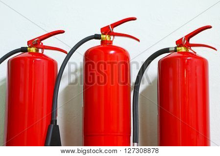 Equipment for safe production in industry and to eliminate the consequences of fire.
